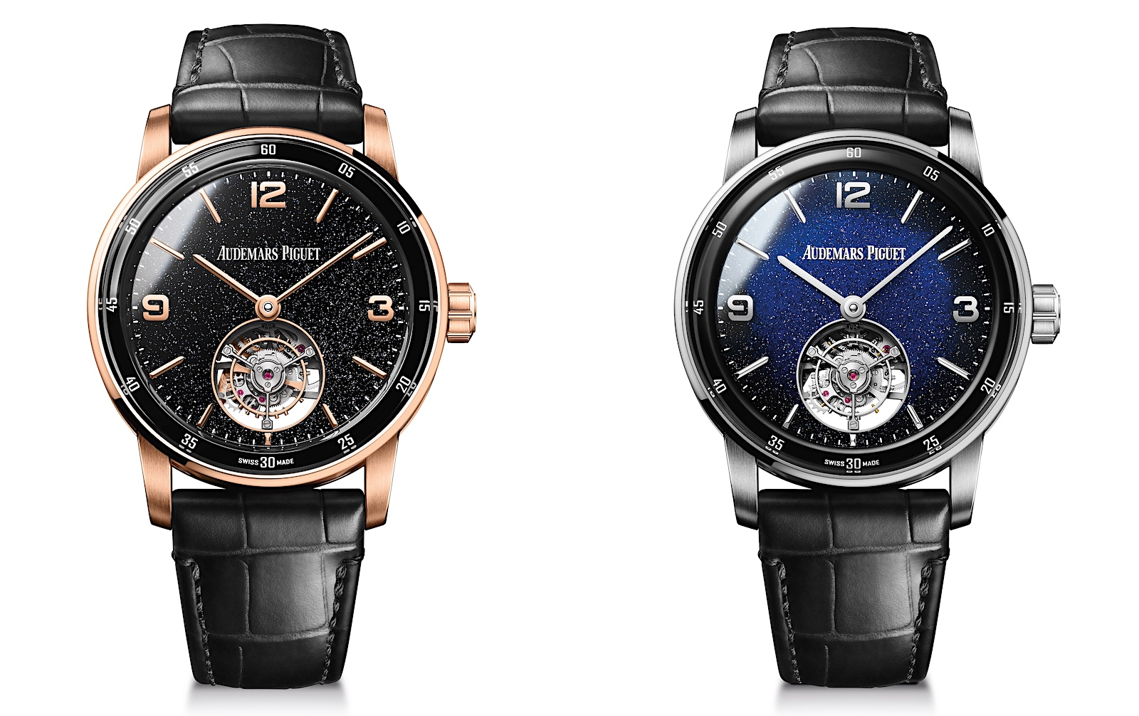 Audemars Piguet Code 11.59 Tourbillon Volant Automatic - duo