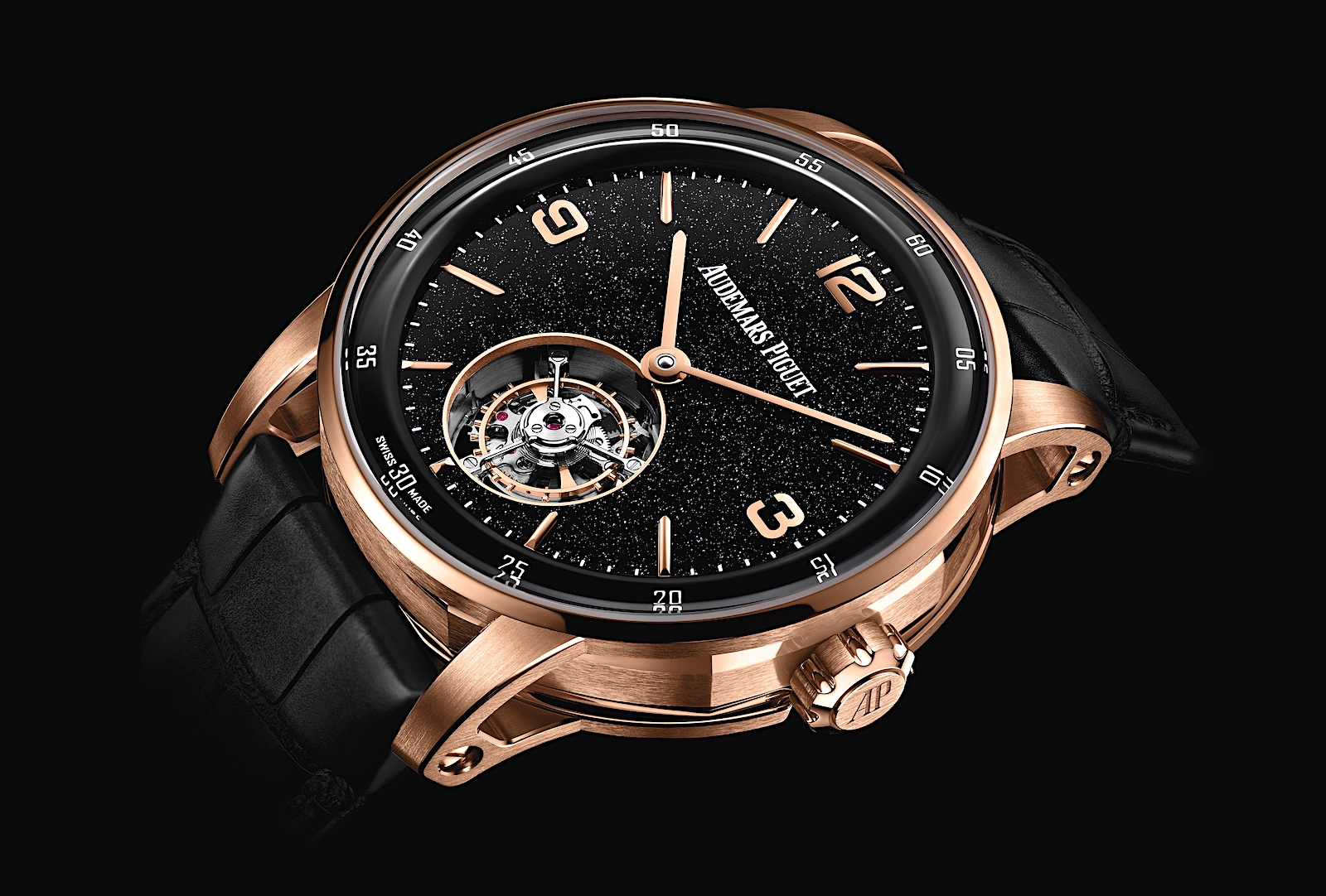 Audemars Piguet Code 11.59 Tourbillon Volant Automatic - rose gold