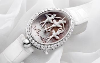 Breguet Reine De Naples 8958 Cammea Ballerina - cover