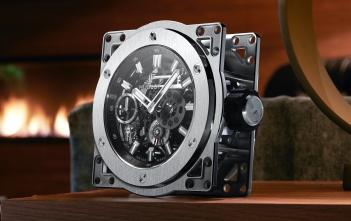 Hublot Meca-10 Clock - cover 2