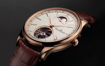 Jaeger-LeCoultre Master Ultra Thin Tourbillon Moon - cover