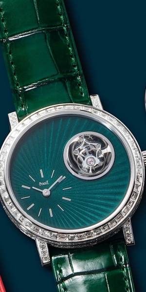 Piaget Infinitely Personal; relojes a medida