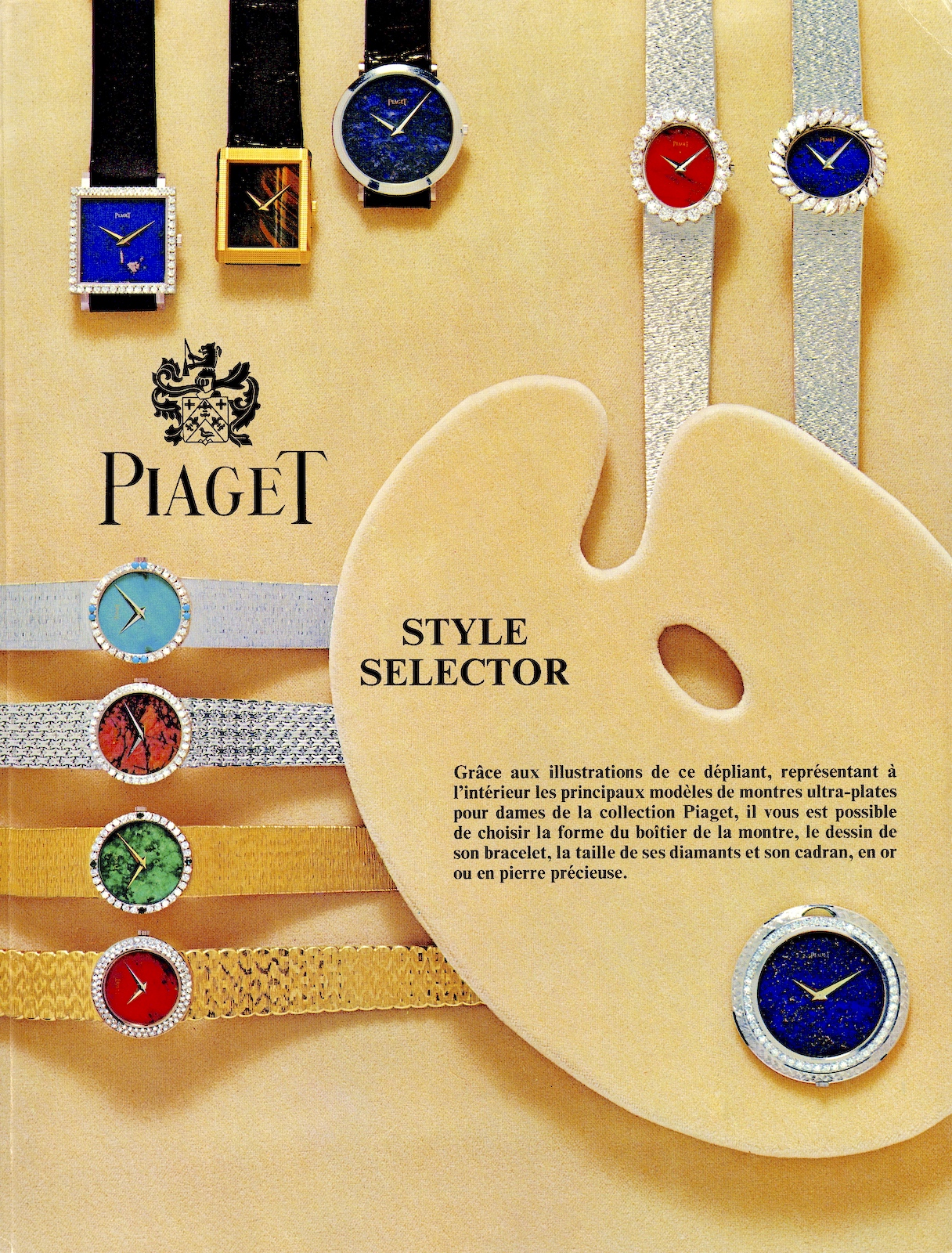 Piaget Style Selector 01