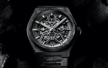 Zenith Defy Classic Carbon - cover