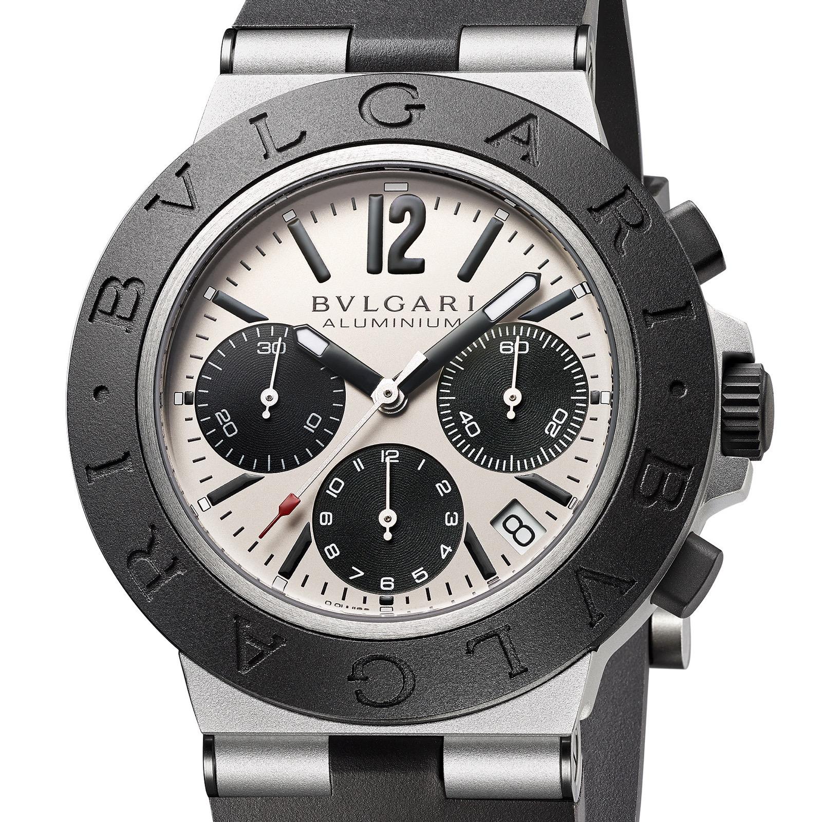 Bulgari - Aluminium Chronograph GPHG