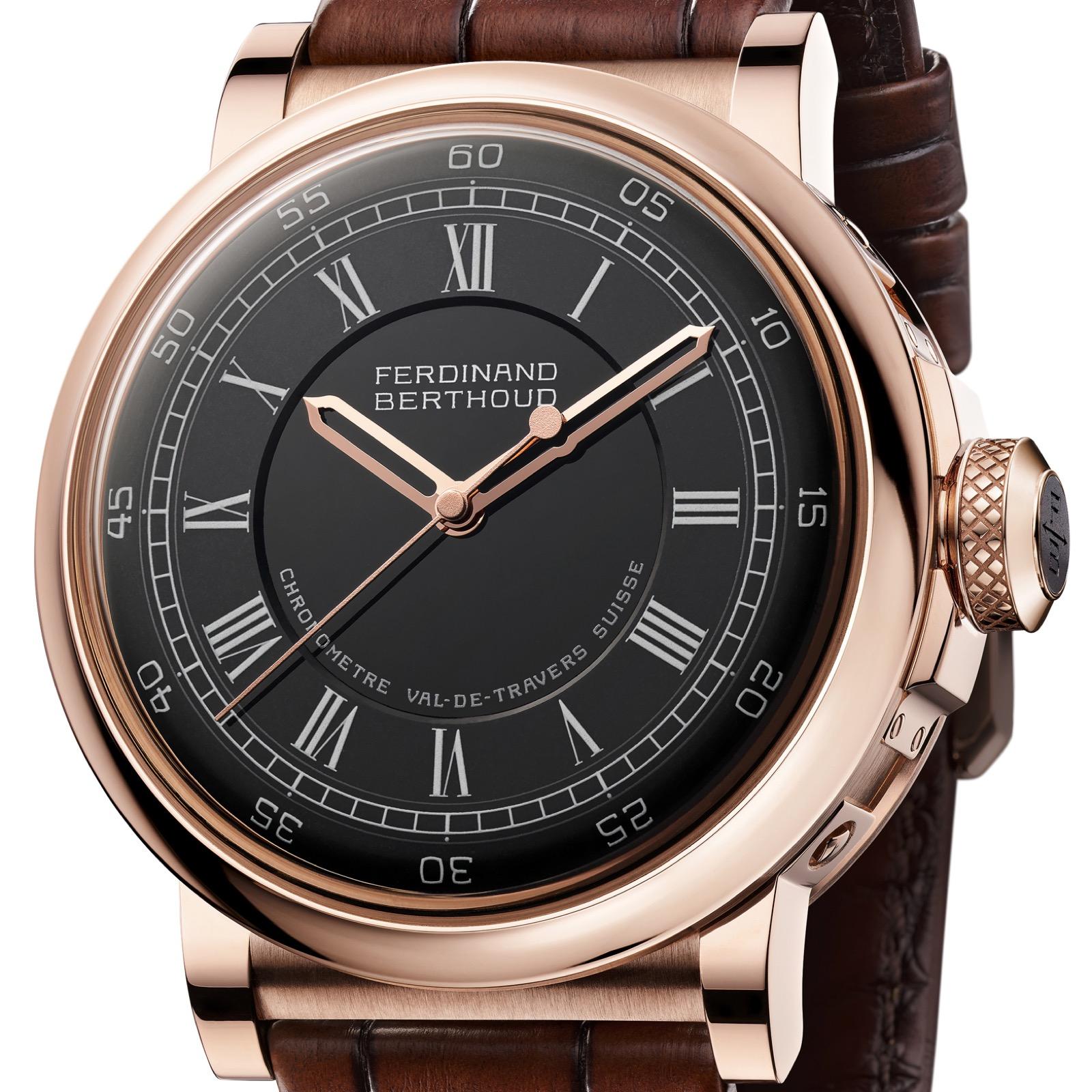 Chronométrie Ferdinand Berthoud - FB 2RE.2 GPHG