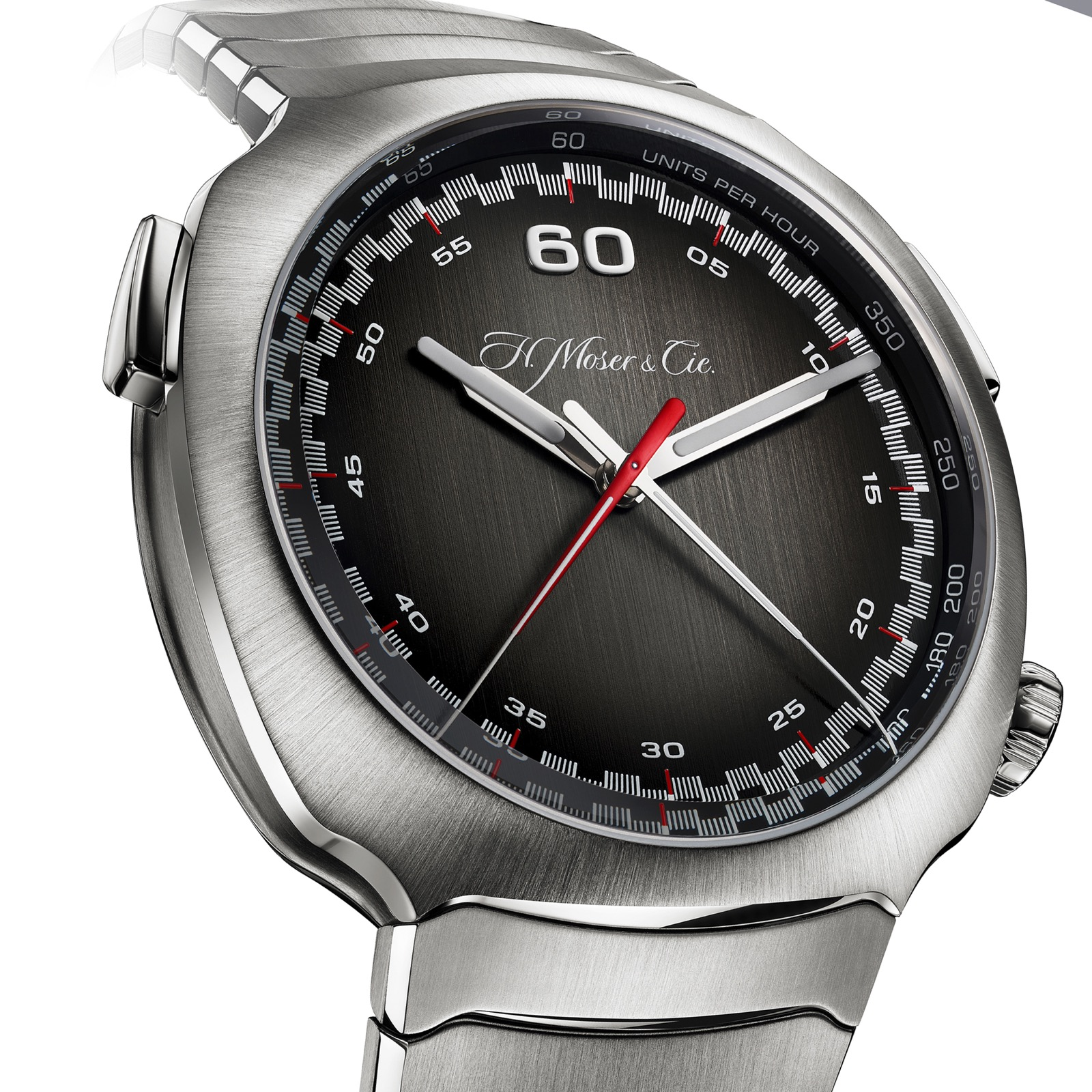H. Moser & Cie - Streamliner Flyback Chronograph Automatic GPHG