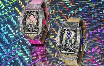 Richard Mille RM 72-02 Tourbillon Automatic Talisman