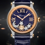 Chopard Happy Sport Sun, Moon & Stars