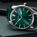 H. Moser & Cie. Pioneer Centre Second y Tourbillon «CARE ALS»