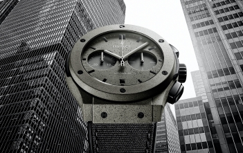 Hublot Classic Fusion Concrete Jungle New York - cover