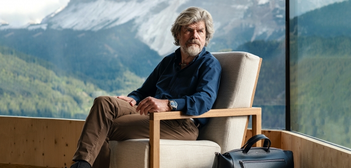 Montblanc 1858 Geosphere Reinhold Messner