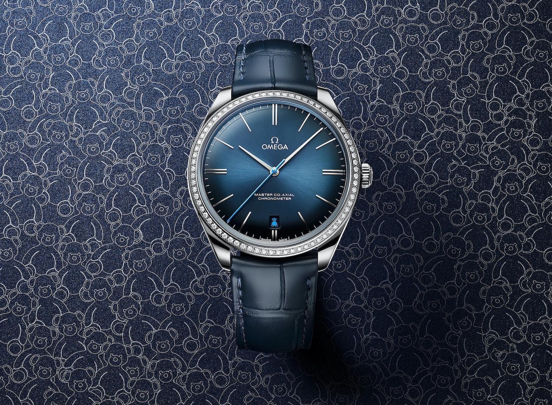 Omega Tresor Orbis - diamonds
