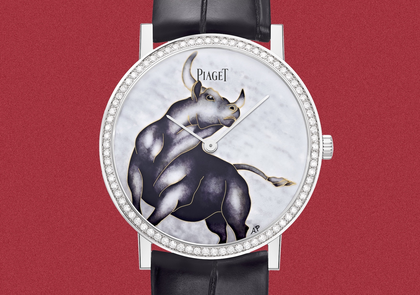 Piaget Chinese New Year 2021 - Altiplano R