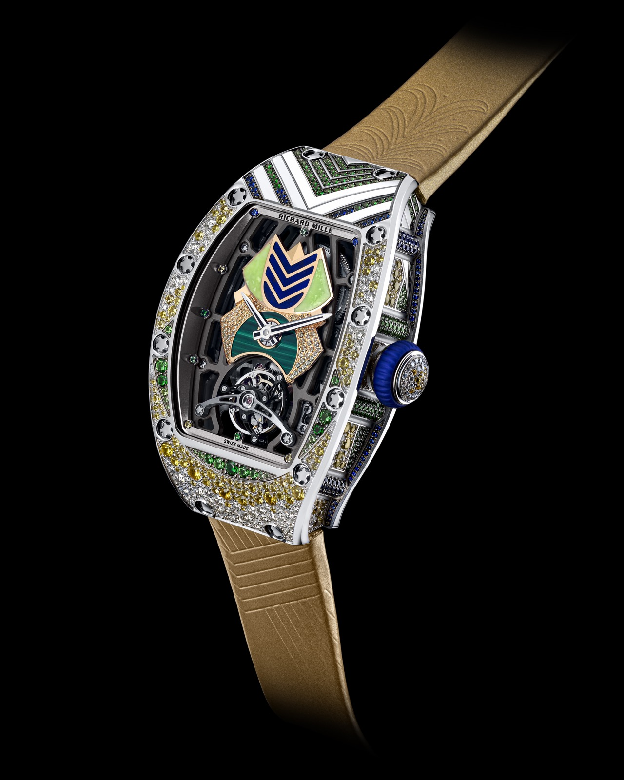 Richard Mille RM 72-02 Tourbillon Automatic Talisman