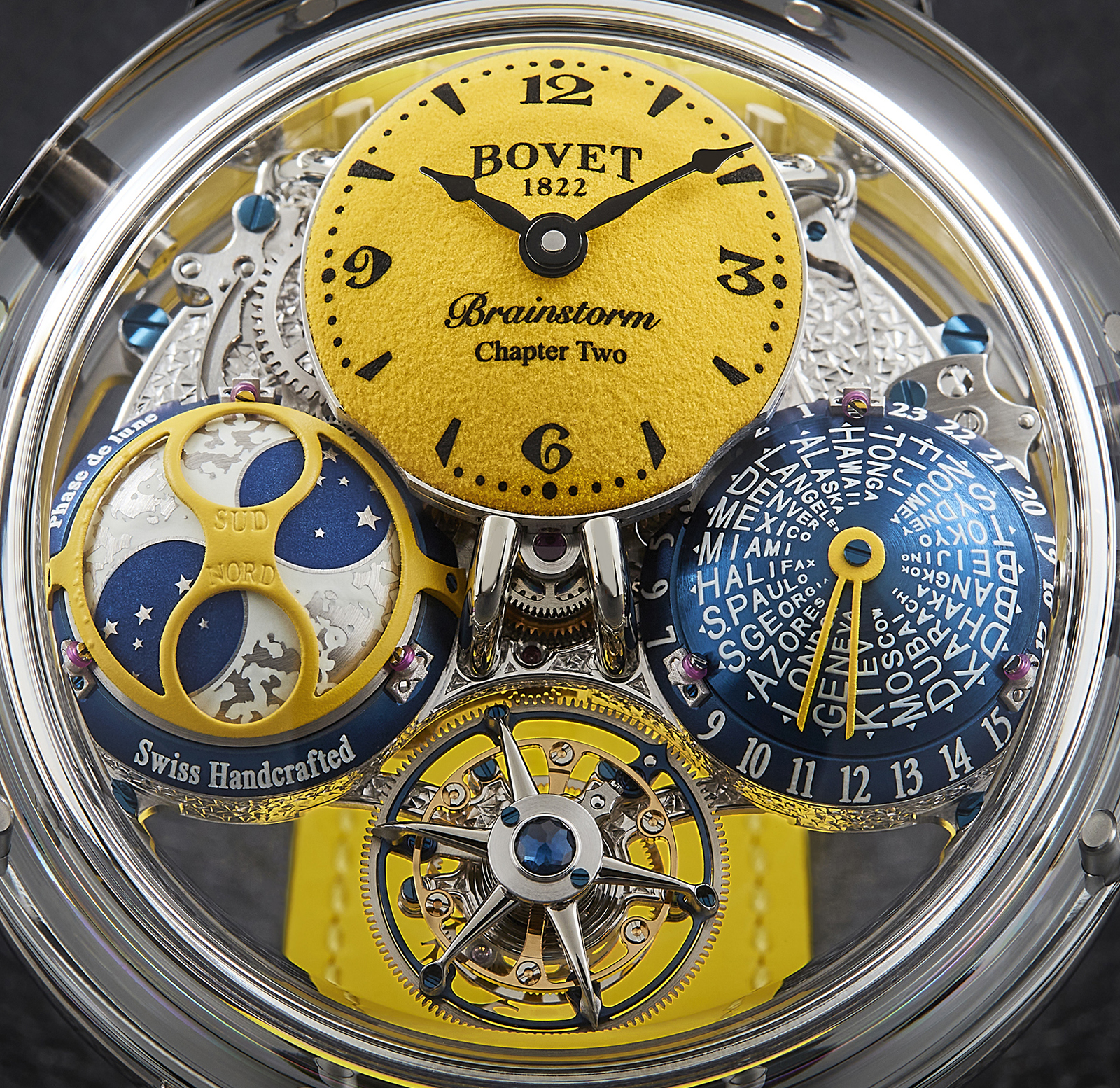 Bovet 1822 Récital 26 Brainstorm Chapter Two Sunshine
