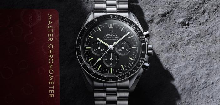 Los Omega Speedmaster Moonwatch reciben el Master Chronometer Calibre 3861