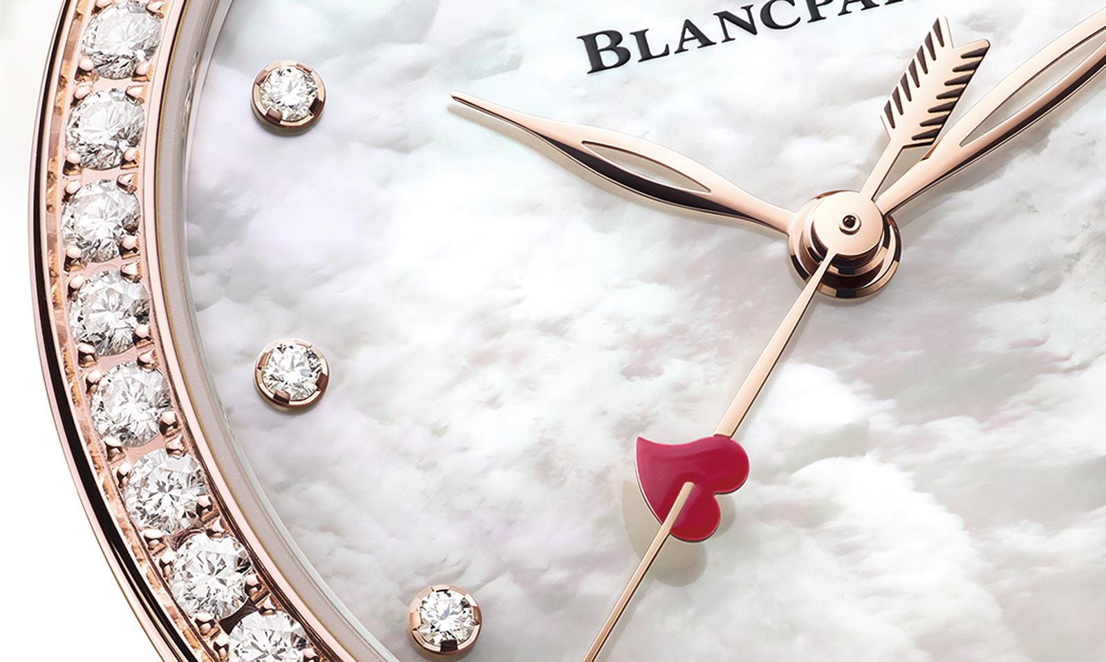 Blancpain Villeret Women Date Saint-Valentin 2021