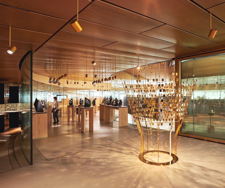 Audemars Piguet Musée Atelier - interior 01