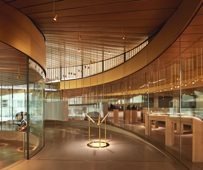 Audemars Piguet Musée Atelier - interior 02