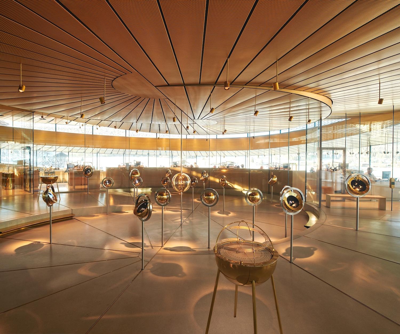 Audemars Piguet Musée Atelier - interior 04