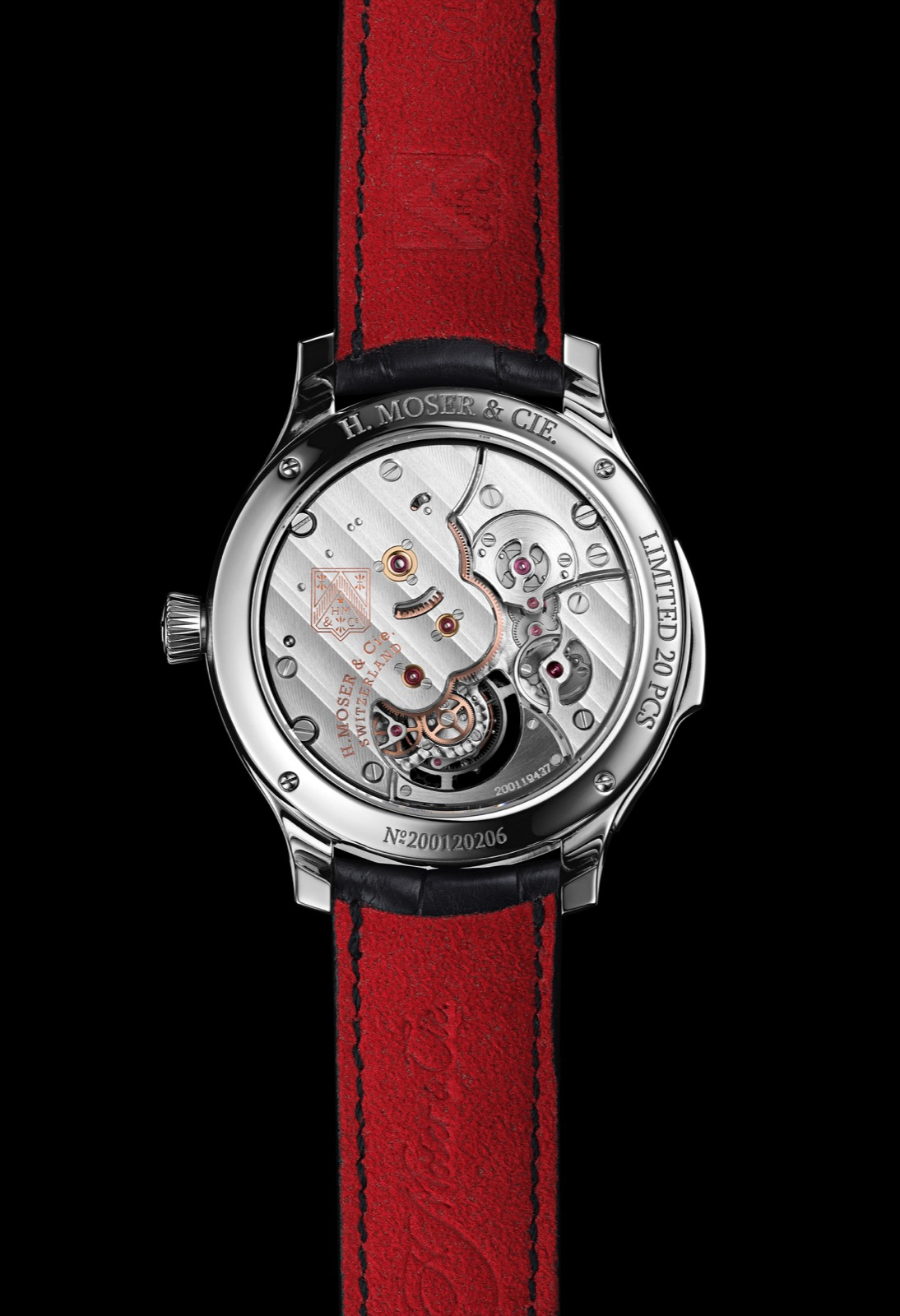 H. Moser & Cie. Endeavour Concept Minute Repeater Tourbillon - cal. 903