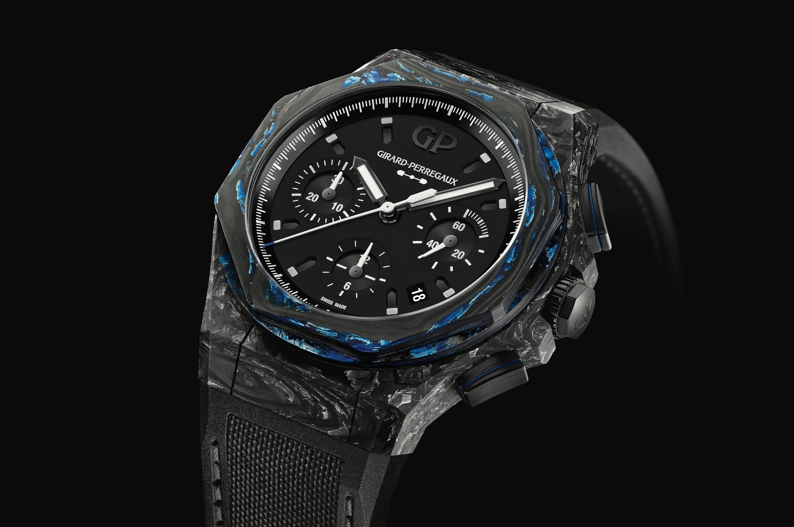 Girard-Perregaux Laureato Absolute Wired - front