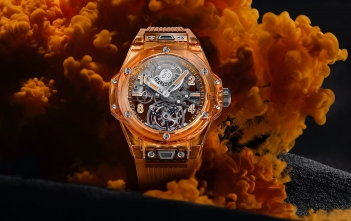 Hublot Big Bang Tourbillon Automatic - cover