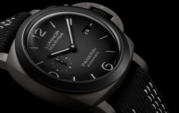 Panerai Luminor Marina 44mm – Edición Guillaume Néry