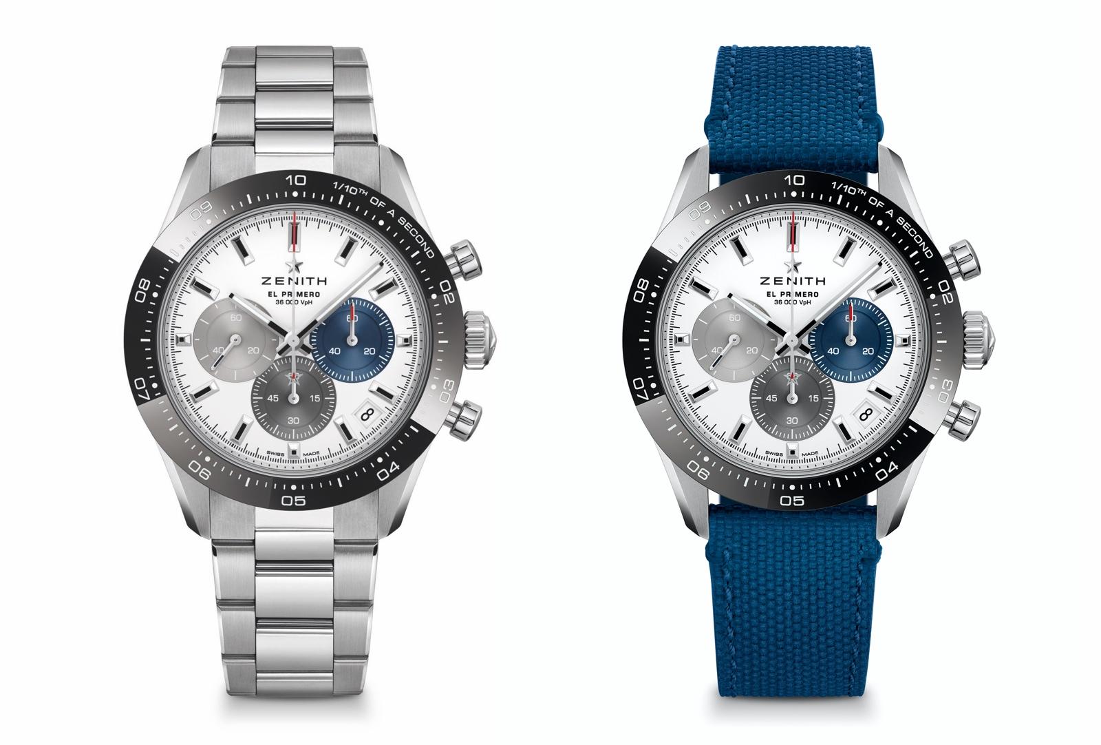 Zenith Chronomaster Sport 2021 - bracelet:strap