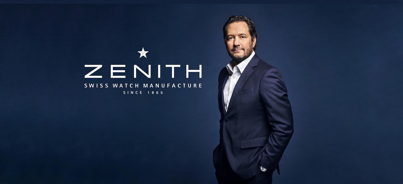 Zenith en la LVMH Watch Week 2021 - Julien Tornare cover