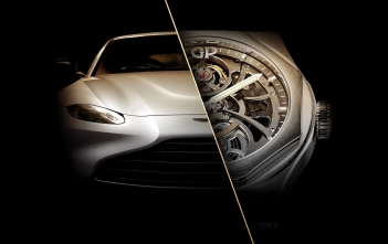 Girard-Perregaux y Aston Martin: Official Watch Partner
