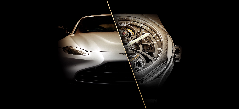 Girard-Perregaux y Aston Martin - cover