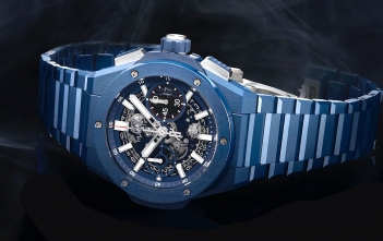 Hublot Big Bang Integral Ceramic - cover
