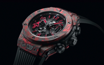 Hublot Big Bang Unico Red Carbon Alex Ovechkin - cover