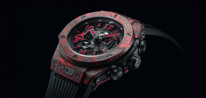 Hublot Big Bang Unico Red Carbon Alex Ovechkin