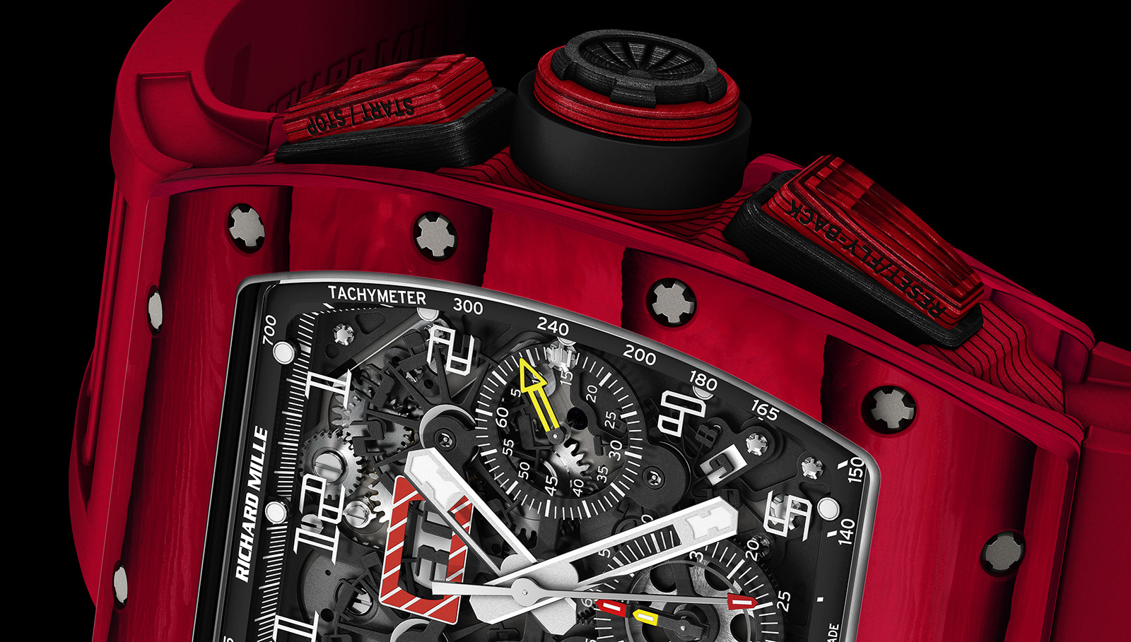 Richard Mille & Ferrari