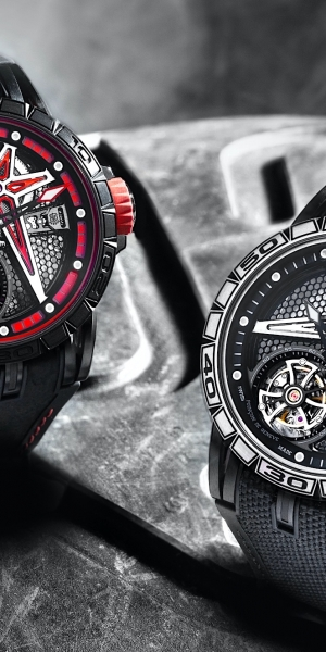 Roger Dubuis Excalibur Spider Flying Tourbillon 39