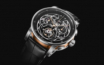 Audemars Piguet Code 11.59 Selfwinding Flying Tourbillon Flyback Chronograph - cover