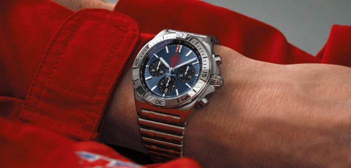 Breitling Chronomat Red Arrows Edición limitada