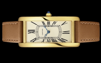 Cartier Tank Cintree 100 Anniversary - cover