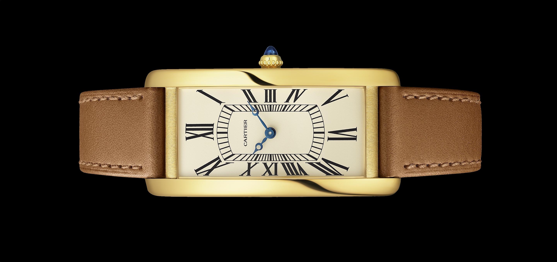Cartier Tank Cintree 100 Anniversary - cover