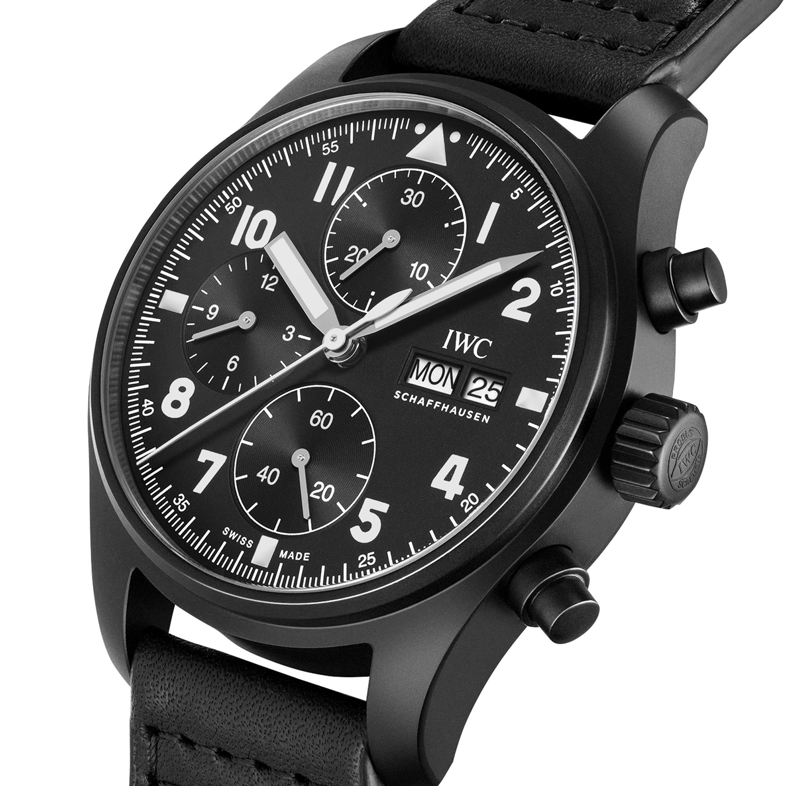 "IWC Pilot's Watch Chronograph Edición ""Tribute to 3705"""
