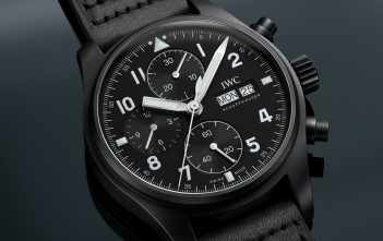 IWC Pilot's Watch Chronograph Edición «Tribute to 3705»