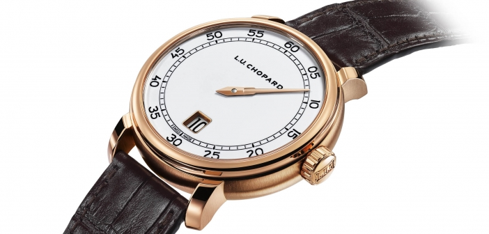 Chopard en Watches and Wonders 2021.<br> Los nuevos L.U.C salen a escena