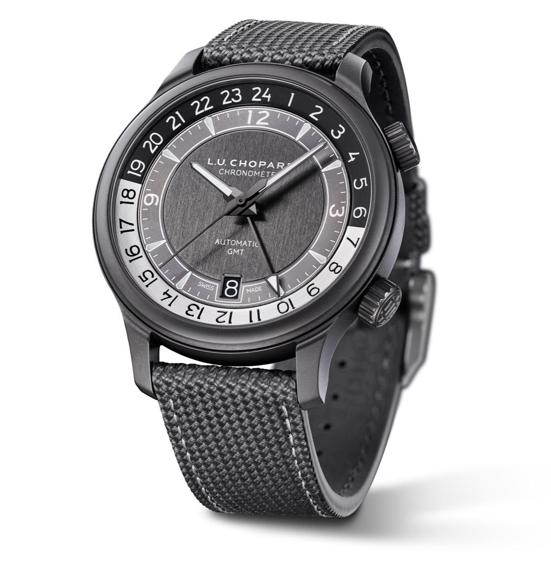 168579-3004 L.U.C GMT One Black (front)