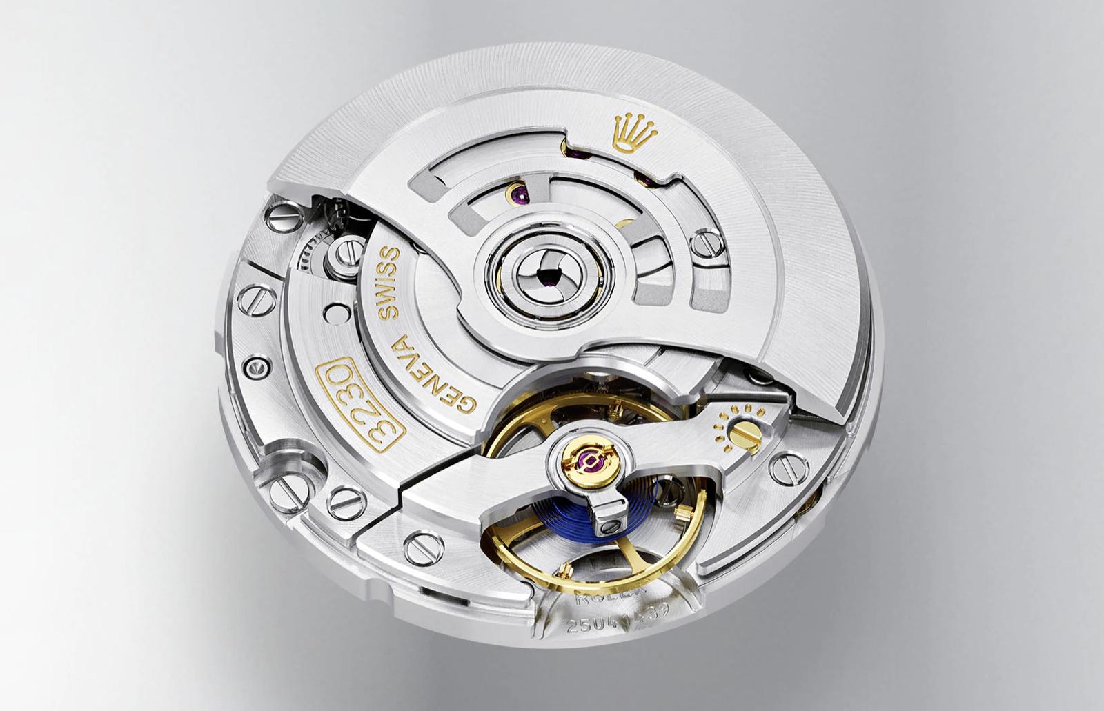 Calibre 3230 Rolex