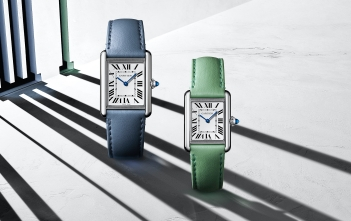 Cartier Tank Must SolarBeat<br> clasicismo vanguardista