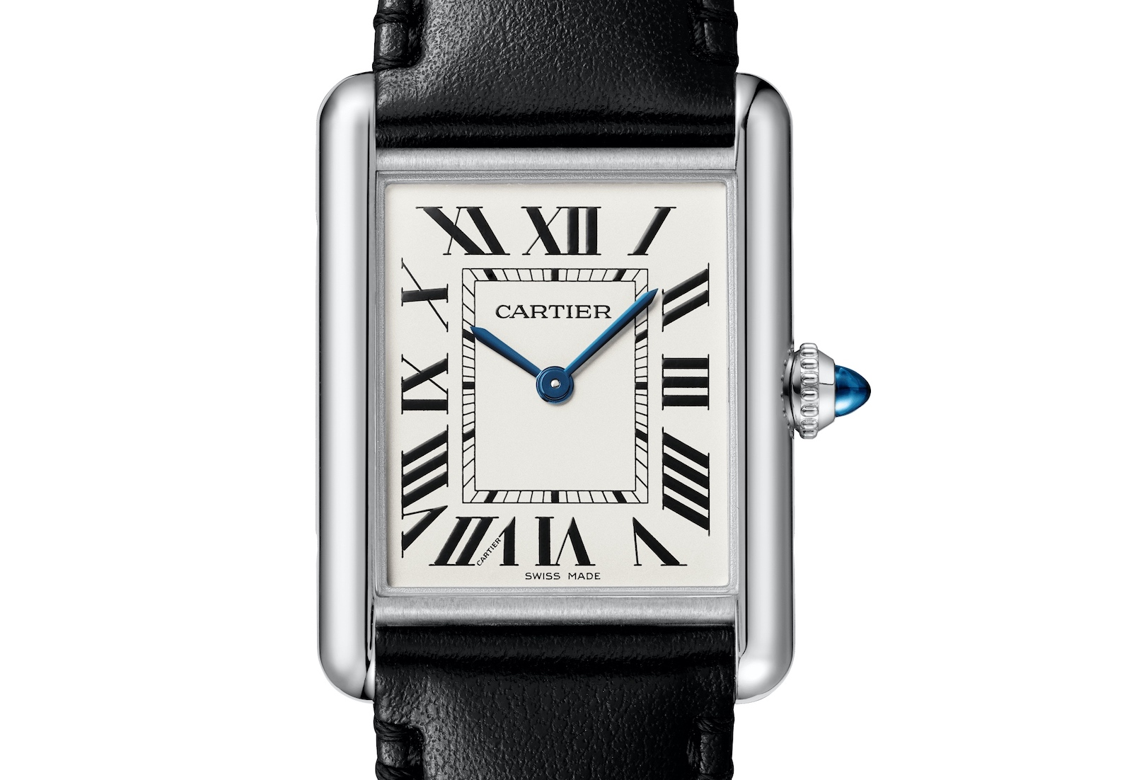 Cartier Tank Must SolarBeat - dial w