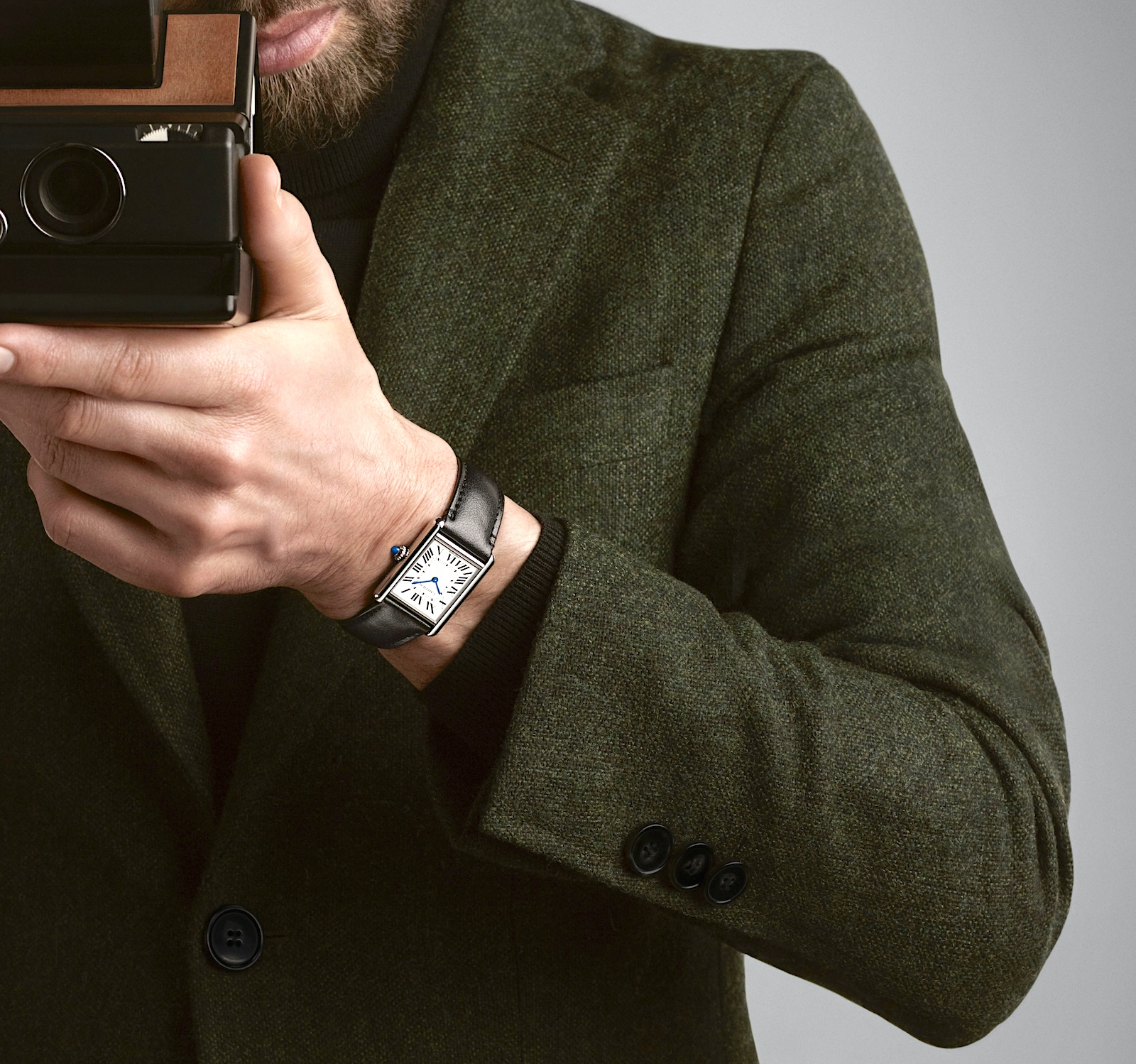 Cartier Tank Must SolarBeat - lifestyle